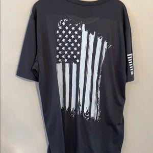 nine line Shirts - Nine line men's tee shirt